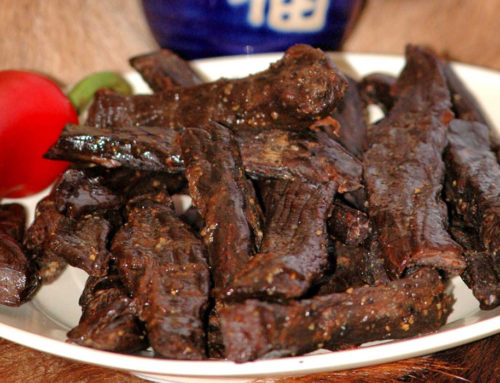 Climax Jerky (Not what you Think)