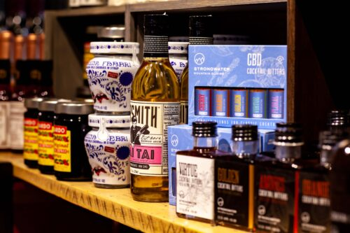 Bitters, Cocktail Mixers & Non-Alcoholic Beverages